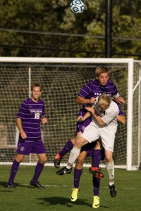 Men's Soccer vs. McKendree