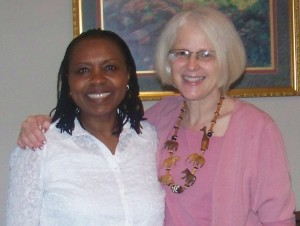 In 2011, Mumbi Gakuo and Kitti Carriker met in New York City.