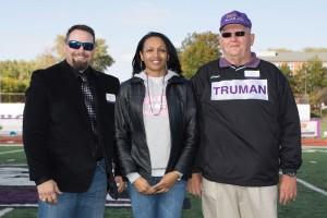 Justin Naumovitz, Saundra Hester and John Cochrane
