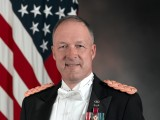 Thomas Palmatier ('77) is the Conductor and Commander of The United States Army Band, one of the miltitary's highest musical honors.