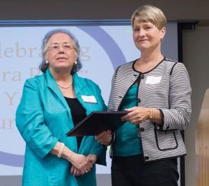 Vera Gomez Piper (left) and Lucy Lee