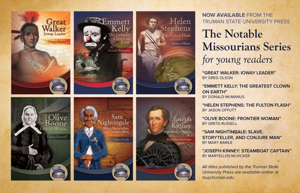 NotableMissouriansBooks