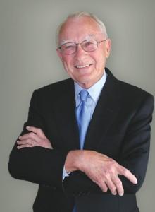 President Emeritus Dr. Charles J. McClain