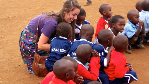 Making the Most For senior nursing major Kelsey Dreiling, her Truman career is fundamentally connected to her passion for service across the world.