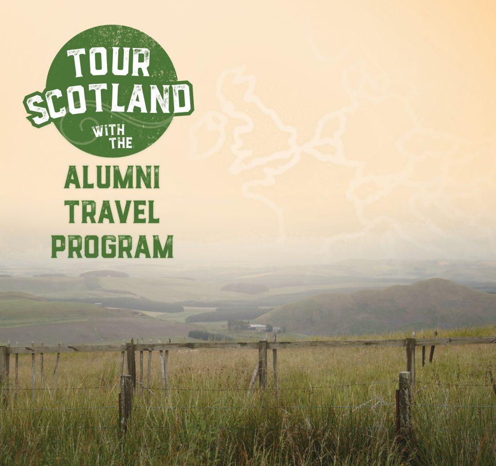 Tour Scotland with the Alumni Travel Program