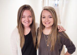 Hayley Sherman & Elise Sherman