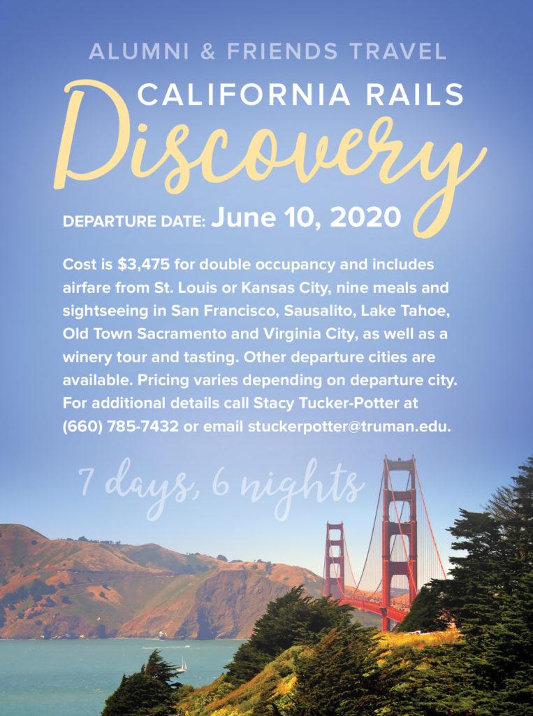 California Rails Discovery